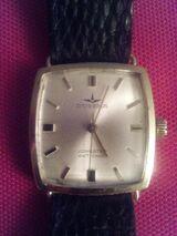 Seltene Dugena Jongster Armbanduhr 1960er Jahre