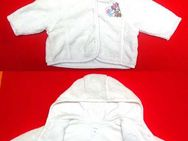 C&A - DISNEY Jacke Flauschjacke Babyjacke MINNIE MAUS - Größe 62 - Nürnberg