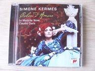Simone Kermes Colori d'amore Le Musiche Nove Claudio Osele Sony CD 2010 EAN 886977231926  3,50 - Flensburg
