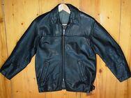alte Lederjacke in sehr gutem Zustand 1950er 1960er 1970er Jahre Vintage Motorradjacke ähnl. Erdmann Grösse M 48 - Landsberg (Lech)
