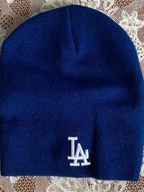 Blaue Mütze Neu