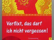U. Oppolzer: Verflixt, das darf ich nicht vergessen! (mit CD) - Münster