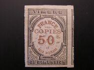 Frankreich Fiskalmarke 1873 /Dokument/Amt,  MI:FR,Lot 563