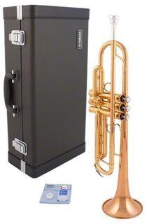 Yamaha YTR 5335 G Profi - Trompete in Bb (Goldmessing). Neuware - Hagenburg