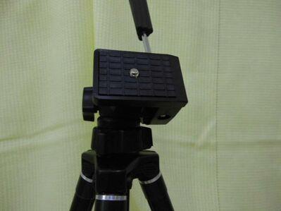 Fotostativ / Videostativ Vanguard VGT-303 / Teleskopbeine 3-fach verlängerbar - Zeuthen
