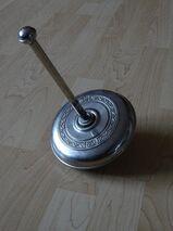 Märklin Blechspielzeug Brummkreisel 20-30Jahre mit original Karton