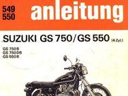 Suzuki GS 550 + 750 Reparaturanleitung - Bochum