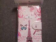 Neu! HTC ONE M8 Case Fliphülle Flipcase Handyhülle rosa - Nürnberg