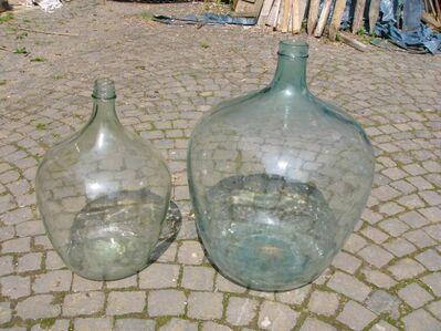 Gärung Korbflaschen für Apfelwein, Säfte und der gleichen - Langgöns