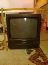 Medion Fernseher inkl. Showview, Videorekorder VHS