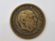 1 Peseta Spanien 1949,Lot 224