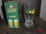 Mythos Bier Brauerei Griechenland Glas Karton Emblem - Bottrop