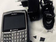 Smartphone Blackberry 8700 RIM Silberfarben - Seefeld (Bayern)