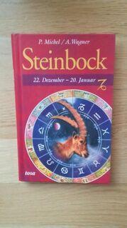 STEINBOCK - Gebundene Ausgabe v. 2005, Tosa Verlag. P. Michel/A. Wagner (Autoren) - Rosenheim