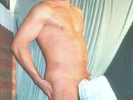 Callboy Frank, 20cm x 6cm, ausdauernd verwöhnt den solventen Herrn gemäß seinen individuellen Wünschen - Dresden