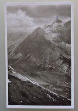 Ansichtskarte Karwendel 1958 (gelaufen)