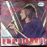 Vinyl-Single Rod Stewart - Maggie May