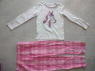 neuer Mädchenschlafanzug mit Pferdemotiv zu verkaufen *Größe 170/176* - Walsrode