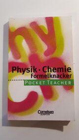 Pocket Teacher * Physik Chemie Formelknacker * Klasse 5-10 * Cornelsen *