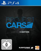 Project CARS - Limited Edition - Steelcase (exklusiv) - [Playstation 4]NEU