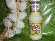 Bautzner Brutzel Sauce   - Knoblauch - 250 ml i. Glasflasche - Görlitz