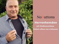 Herrenhemden mit Klettverschluss. Einfach offnen und schliessen!