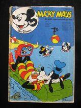 Micky Maus Nr. 29 von 1972