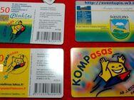 12 Telefonkarten Litauen für Sammler - Flensburg