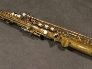 Century B - Sopran - Saxophon mit Koffer und Zubehör - Hagenburg