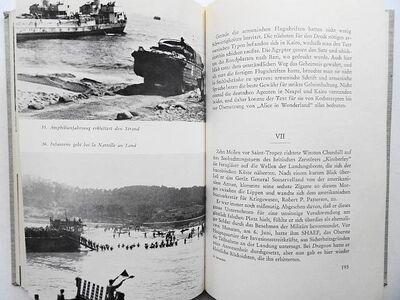 Invasion Provence. 14. August 1944, 2.Weltkrieg, Rommel, General Neuling, Wiese, Allierten - Königsbach-Stein