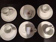 Espresso-Tassenset 6-fach - Herne