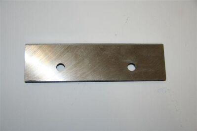 Stahlmesser für Häcksler MÖSCHLE und andere Hammerwerkhäcksler - Erding