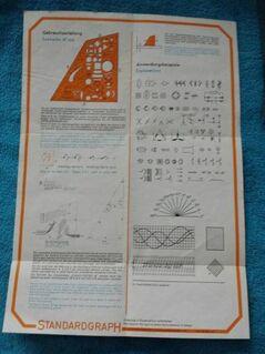 Standartgraph und Kum Acrylic Topaz Set 350 - Kassel
