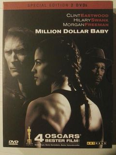 DVD Million Dollar Baby (Special Edition) - Leck