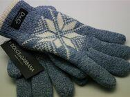 Dolce Gabbana Strickhandschuhe Handschuhe Strick D+G - Nienburg (Weser)