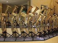 B & S Profiklasse Tuba in BBb, Modell GR 51 L, Neuware zum Sonderpreis - Hagenburg