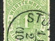Würtemberg 1 Kreuzer,1869,MI:DE 36,Lot 539