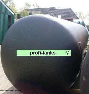Stahltank 30.000 L Erdtank Löschwassertank Zisterne Gülletank - Nordhorn