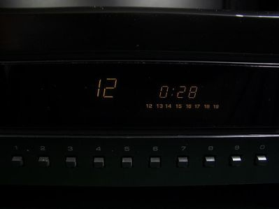 Yamha CDX-396  CD Player - Oberhaching