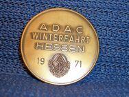 Alte ADAC  Plakette / Medaille - Wuppertal