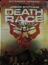 DVD Death Race Steelbook Extended Edition