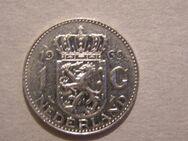 1 Gulden 1969 Niederlande,Königin Juliana  720er Silber,Lot 342