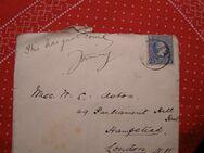 Griechenland Brief 25 Lepton.,1890,  Mi:GR 81bC,Lot 470