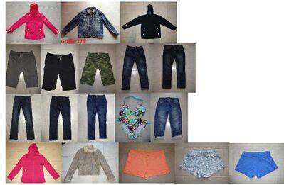 Kinderkleidung Größe 176 zu verkaufen - Walsrode