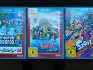 Nintendo Wii U Spiele in OVP - Bonn Beuel