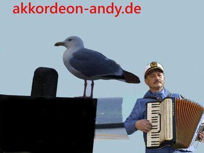 Akkordeonspieler in Bochum, Bielefeld, Beckum, Bottrop, Bramsche, NRW, NSachsen - Münster