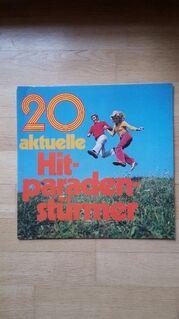 20 Aktuelle Hitparadenstürmer [Vinyl LP] - Rosenheim