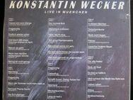 Konstantin Wecker - Live In München (Dreier - LP) - Niddatal Zentrum
