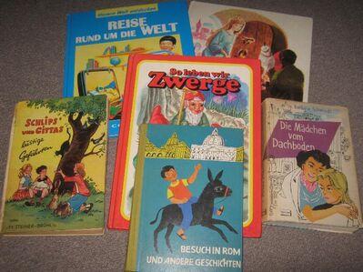Kinderbücher ohne Ende Teil 3 - Neuenkirchen (Landkreis Heidekreis)