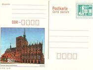 """DDR: MiNr. P 92, 17.04.1990, """"Aufbau in der DDR"""", ungebraucht - Brandenburg (Havel)"""